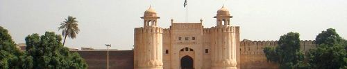 lahore fort2.jpg ,pakistan,train bolan mail
