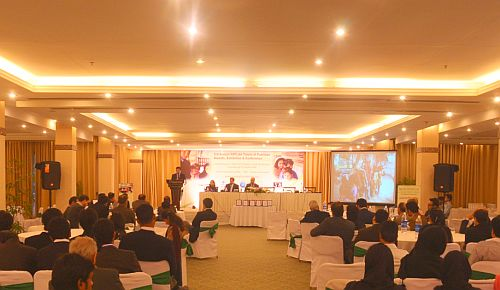 Conference in Pakistan
