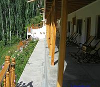 Hunza Serena Baltit Inn
