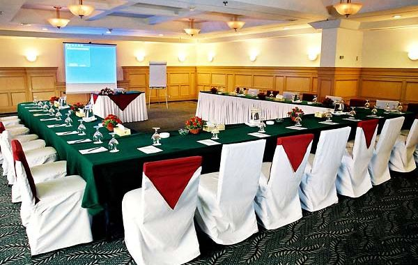 Marriott Hotel Karachi Conference Hall