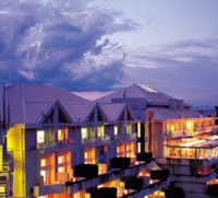 Pearl Continental Burban Resort