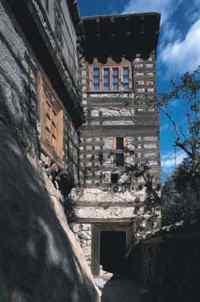 Shigar Fort Residense