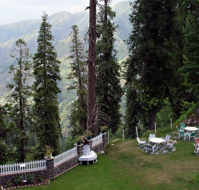 essay on a visit to a hill station in pakistan