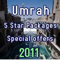 Umrah & Hajj Packages 2010