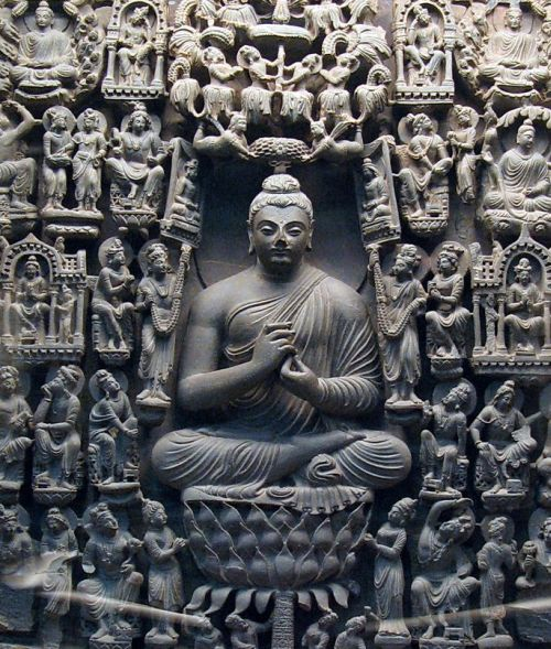 Life Of Buddha In Sculptures Gandhara Art In Pakistan