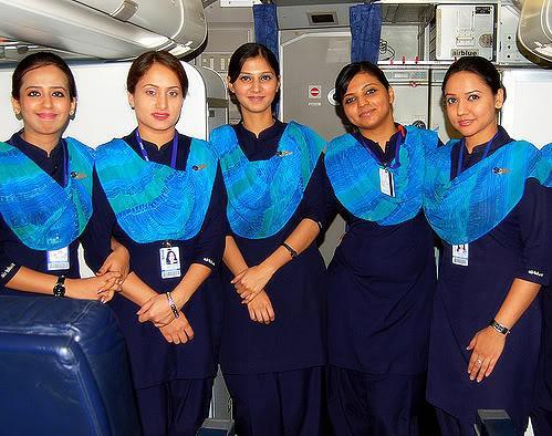 Airline Air Hostess Pakistan