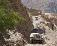 Jeep safari in Hunza Chitral & Skardu