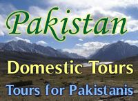 Domestic Tours to Naran Kaghan