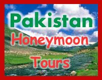 Pakistan honeymoon tours
