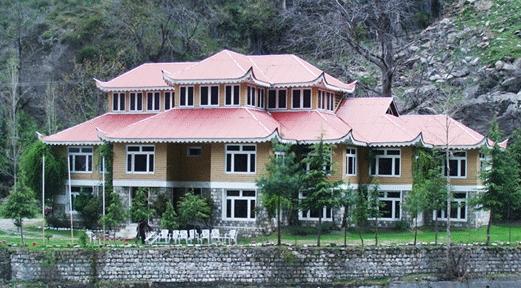 Riverside Resor Khanian Naran Travel Culture Book With Local Touroperator