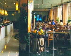 Restaurant at Islamabad crownplaza