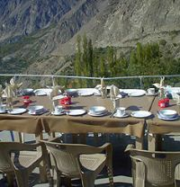 Eagles nest Duikar Hunza