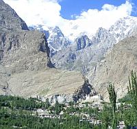 Hunza Serena Baltit Inn Northern Areas Hunza