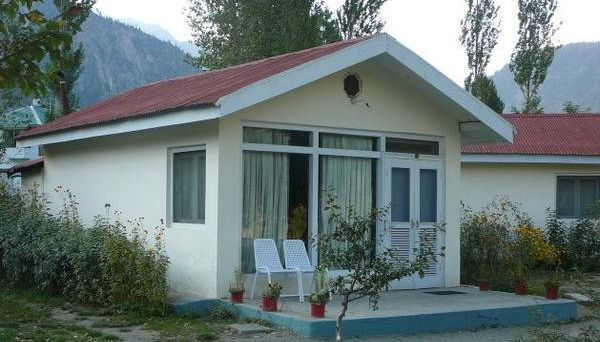Family Hut room at PTDC Kalam