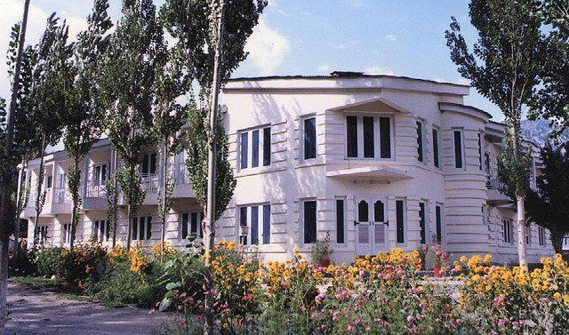 PTDC Kalam Swat mail building