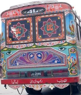 Karachi bus routes, public transport service in Karachi