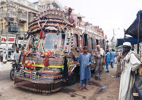 Karachi bus routes, public transport service in Karachi route
