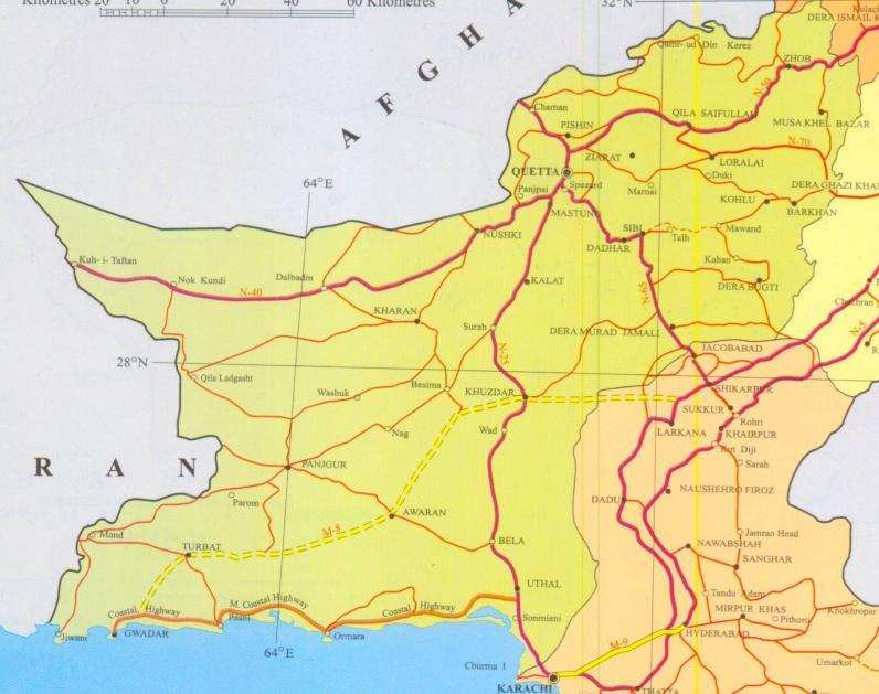 Balochistan Map Jpg