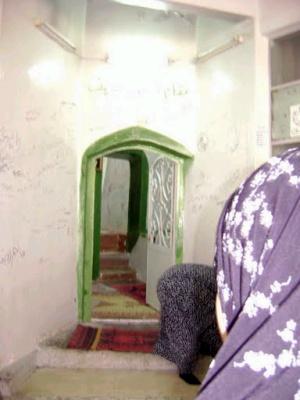 Ziarat Sham Iraq Iran from Karachi Special Tour