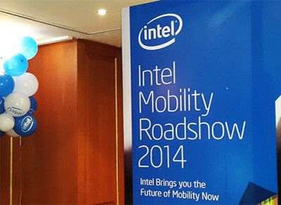 Intel Road Show Pakistan