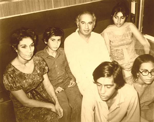 Image result for Zulfiqar ali bhutto as a boy